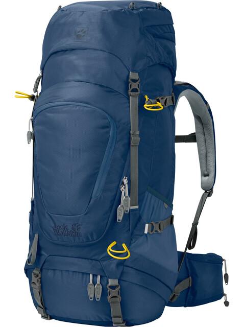 Jack Wolfskin Highland Trail XT 45 - Sac à dos Femme - bleu